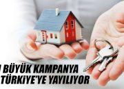 Konut İndirimindeki Dalga Tüm Türkiye'ye Yayılıyor