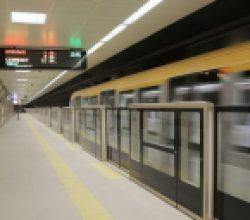 Üsküdar-Çekmeköy metrosu 21 Ekim'de açılıyor!