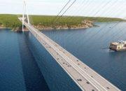 3'üncü Köprü depreme dayanıklı olarak inşa ediliyor!