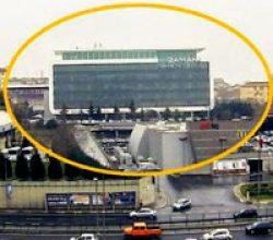 Okul Arsasına Gazete Binası