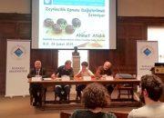 Zeytinlik Yasa Tasarısı Boğaziçi'nde Tartışıldı