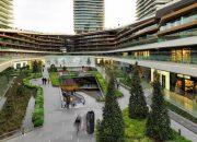DS Mimarlık'a Zorlu Center Projesi ile IGRA Uluslararası Yeşil Çatı Ödülü