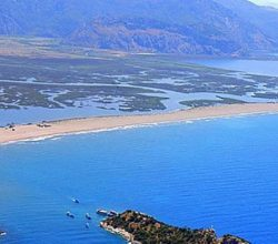 İztuzu Plajı'na Boşaltma Kararı
