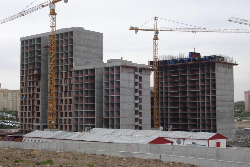 Bina İnşaatı Maliyeti Yüzde 3 Artış Gösterdi