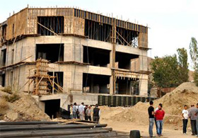 Bina inşaatı maliyetinde yüzde 2 artış