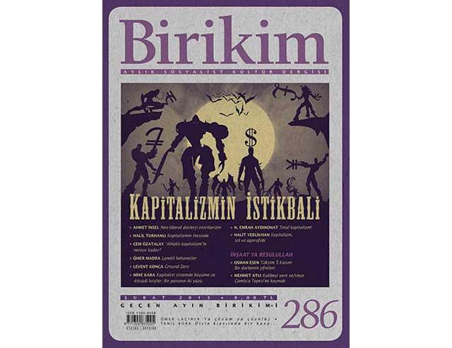 Birikim Dergisi'nin Son Sayısında Taksim Meydanı ve Cami Mimarlığı Konuları Ele Alınıyor…