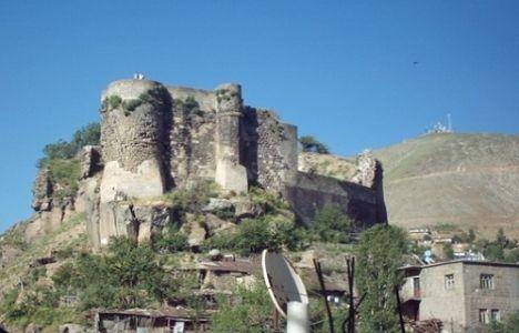 Bitlis Kalesi etrafında restorasyon yapılacak
