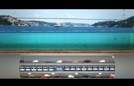 Büyük İstanbul Tüneli 9 ray sistemini birbirine bağlayacak!