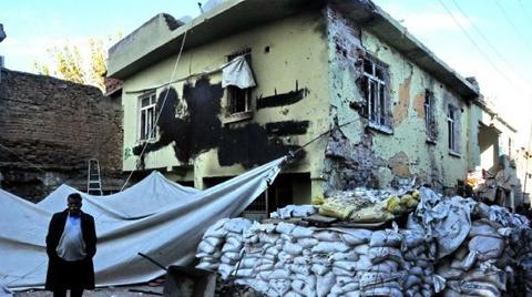 Bakanlık, Sur'da Evsiz Kalan Vatandaşa Alternatif Sunacak