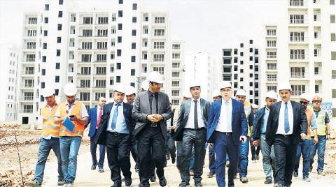 """""""TOKİ Projeleri Referans Olacak"""""""
