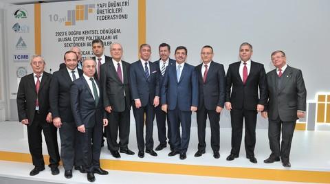 """""""Atık Bertarafında En Büyük Katkı Çimento Sektöründen"""""""