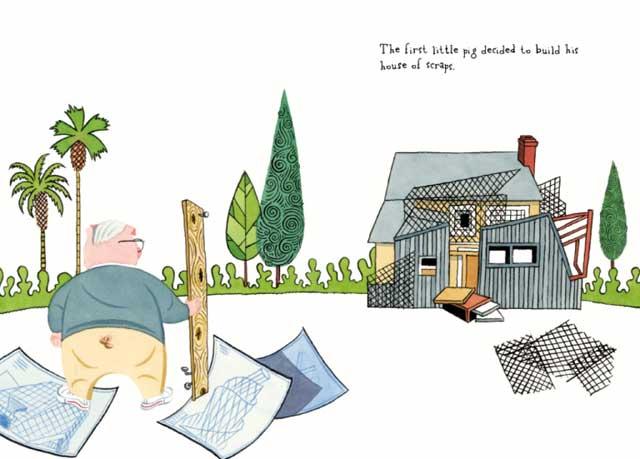 Çocuk Kitaplarında Mimarlık