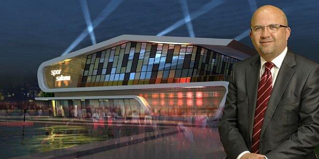 Cumhuriyet Mahallesi Spor Salonu ve Gençlik Merkezi'nin İhalesi Yapıldı