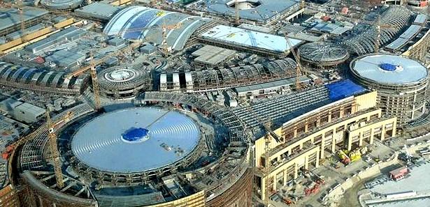 Dünyanın en büyük alışveriş merkezini açacak!