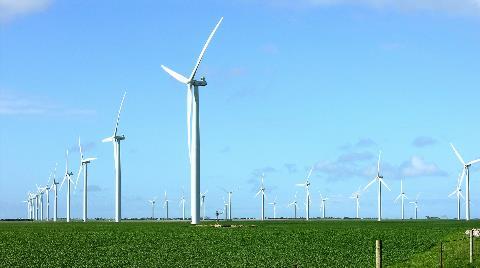 Almanlar, Rüzgar Enerjisi Yatırımı için İzmir'de İnceleme Yaptı