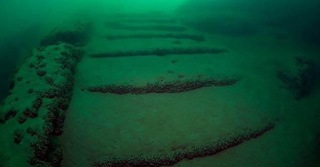 3500 Yıllık Köprü Gün Yüzüne Çıktı