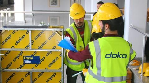 Doka'dan Öğrencilere Kariyer Fırsatı