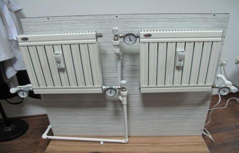 DPÜ enerji tasarrufu sağlayan radyatör sistemi geliştirdi!