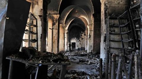 Suriye'nin Tarihi Yok Oldu