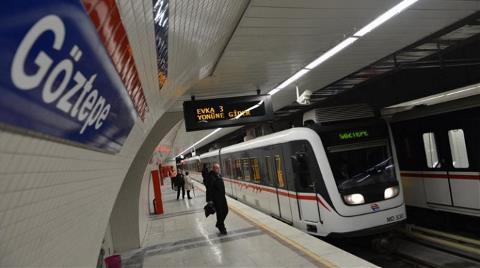 İzmir Metro Hattı İhaleye Çıkıyor Haberi