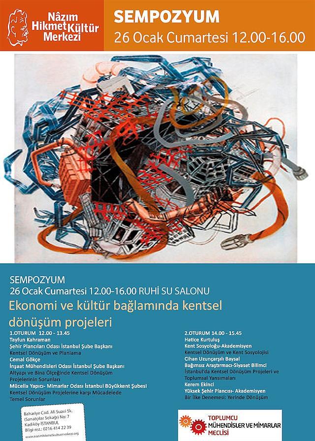 Ekonomi ve Kültür Bağlamında Kentsel Dönüşüm Projeleri