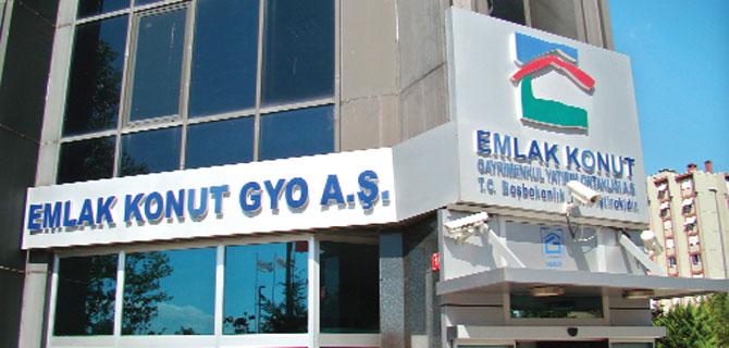 Emlak Konut GYO Bursa'da İhale Yapacak