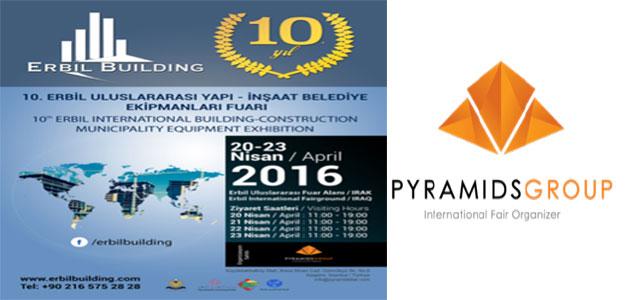 Erbil Building Fuarı 20-23 Nisan 2016'da Kapılarını Açacak