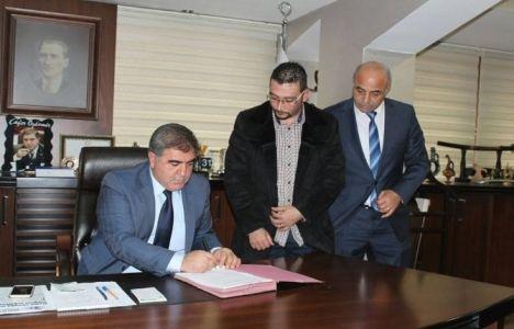 Amasya Ferhat Tüneli yapım sözleşmesi imzalandı