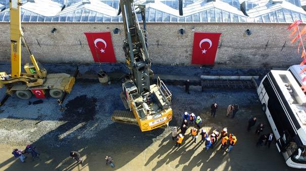 Taksim'e yapılacak caminin ismi…
