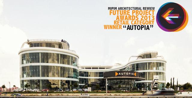 GAD MIPIM Architectural Review Future Awards'ta Büyük Ödül'e Layık Görüldü