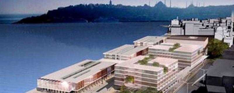 Galataport İmar Değişikliği Onaylandı