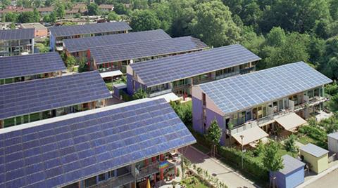 """""""Güneş Fakiri Almanya Enerji Üretiminde Örnek Olmalı"""""""