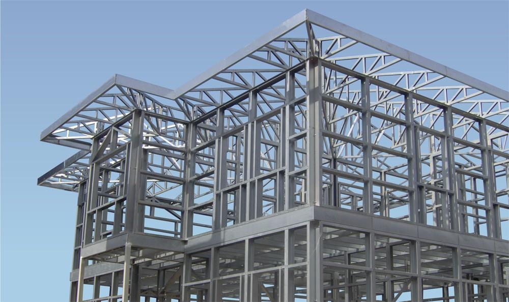 Hafif Çelik Yapı Teknolojisi