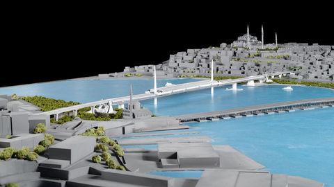 Çirkin köprü yapıp görünmez kılalım