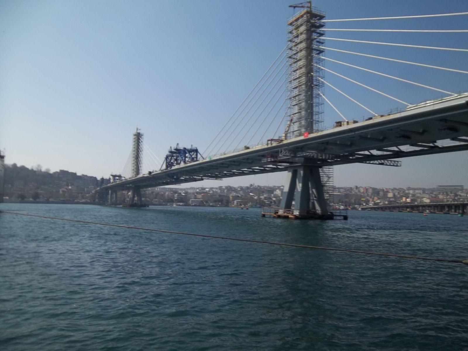 Haliç Metro Köprüsü Açılışı Ertelendi