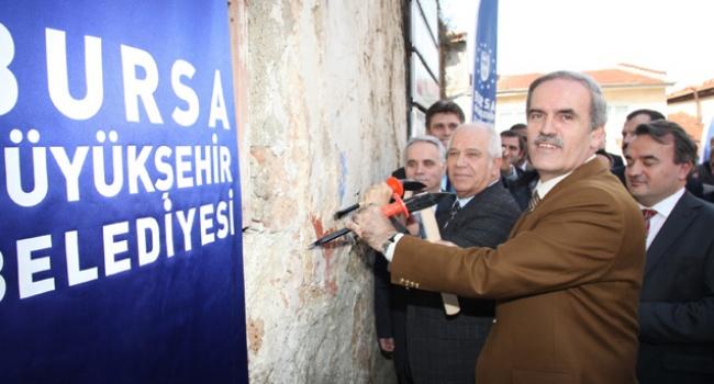 Hasan Paşa Hamamı'nda restorasyon çalışmaları başlatıldı