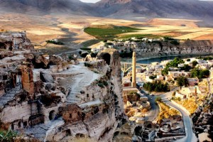 Hasankeyf'te 600 Ev İçin Tahliye Kararı
