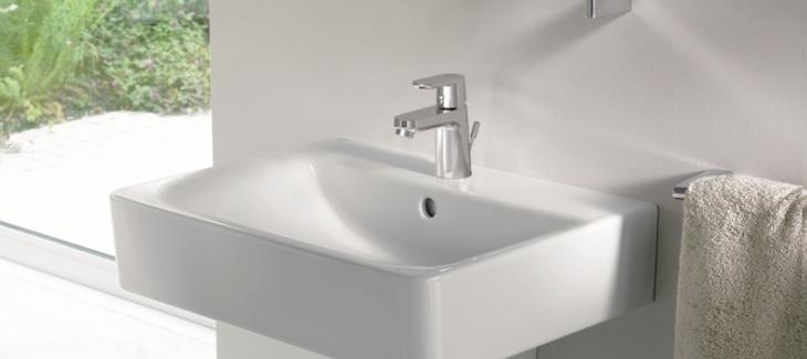 """Ideal Standard'dan her banyo stiline uyum sağlayan dikkat çekici bir armatür serisi """"Vito"""""""