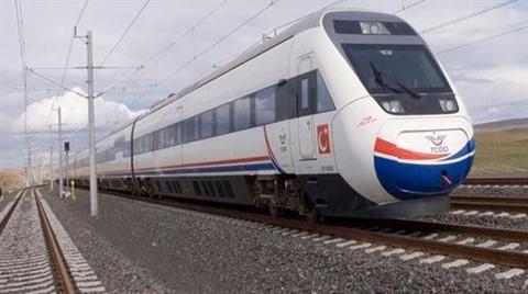 İhaleye Çıkan 10 Yüksek Hızlı Tren İşini Alan Firmalar Belirlendi