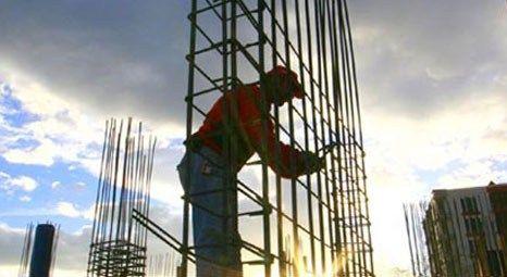 İnşaat Sektöründe İstihdam Yüzde 1.9 Azaldı