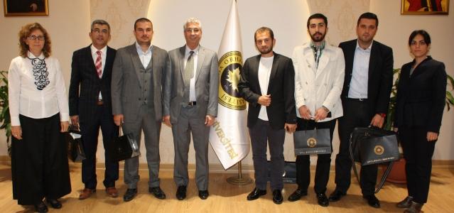 İnşaat16 Grubu ve Bursa Orhangazi Üniversitesi El Ele