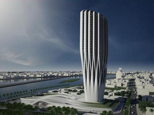 Irak Meclis Binası'nı Zaha Hadid Yapıyor