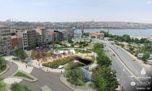 İstanbul'un En Büyük Otoparkına Parkturk İmzası
