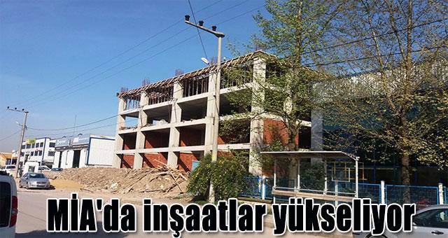 İzmit Merkezi İş Alanı Projesi'nde inşaatlar yükseliyor!