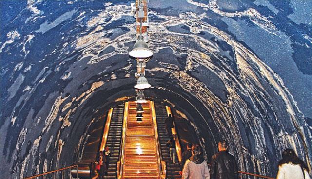 Kadıköy-Kartal metro hattında 'dünya standartlarında' su sızıyor!