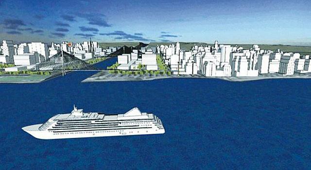 Kanal İstanbul'a ilk kazma 2016 yazında vurulacak