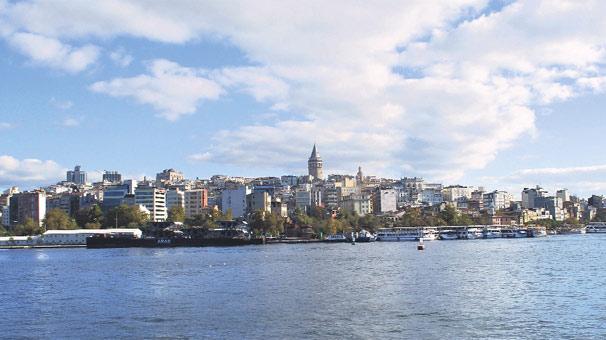 Karaköy'de emlak fiyatları % 60 arttı
