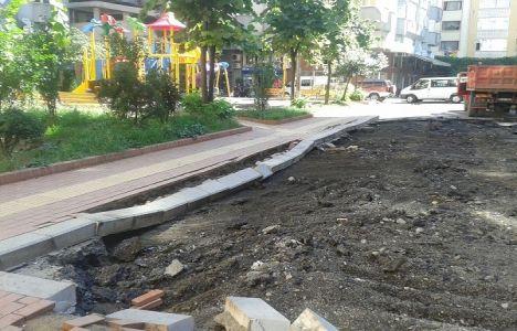Karşıyaka Belediyesi yenileme çalışmaları başladı!