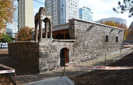 Kayseri Kalaycıoğlu Mescidi restore edilerek hizmete açıldı!