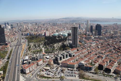 Türkiye'de konutların ortalama metrekare fiyatı 2.355 TL